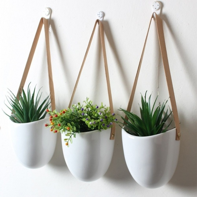 Easy Wall Hung Planters Photo