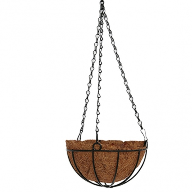 Easy Wire Planter Basket Picture
