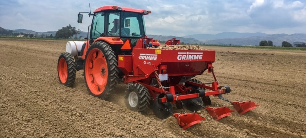 Fantastic Grimme Potato Planter Image