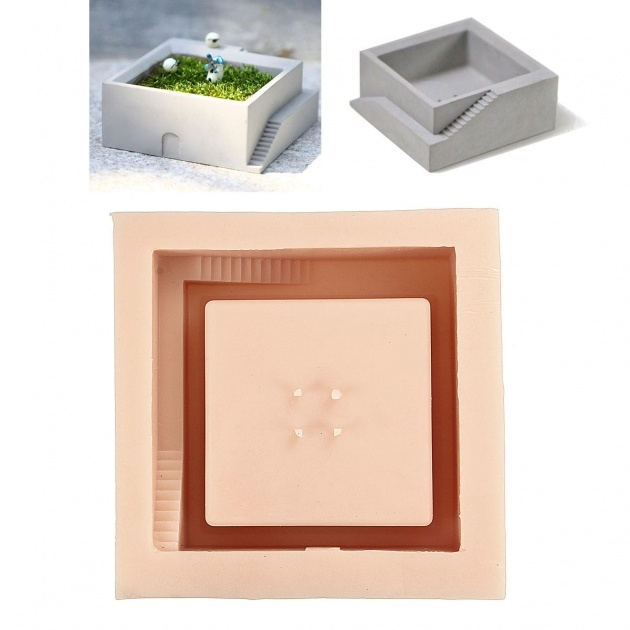 Gallery Of Cement Planter Molds Image
