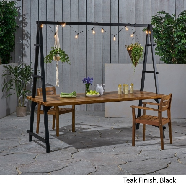 Gallery Of Outdoor Plant Table Photo