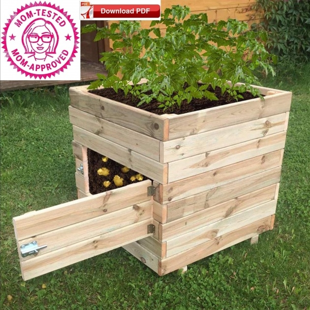 Gallery Of Potato Planter Box Image
