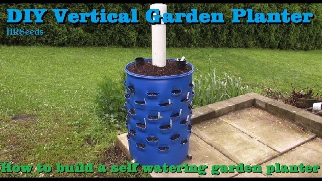 Gallery Of Self Watering Vertical Planter Photo