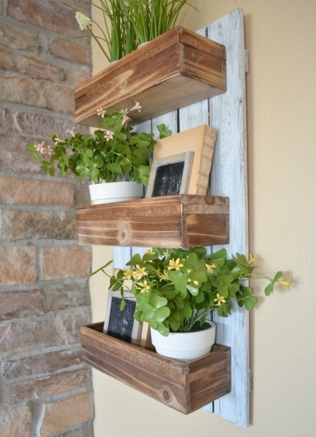 Gallery Of Wall Planter Box Picture