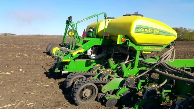 Good Corn Planter Machine Picture