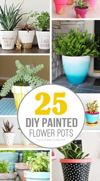 Gorgeous Diy Plant Pots Picture