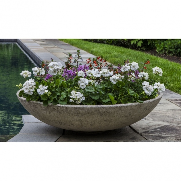 Gorgeous Large Bowl Planter Picture