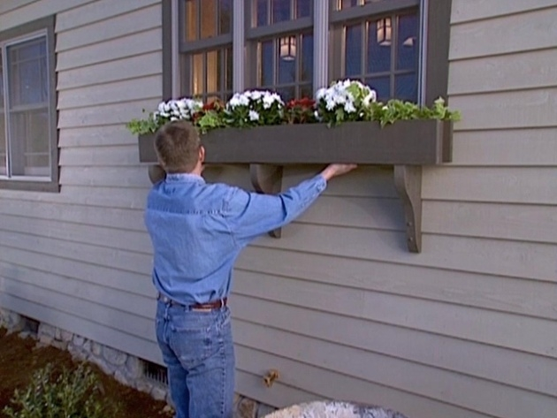 Great Build Window Planter Box Image