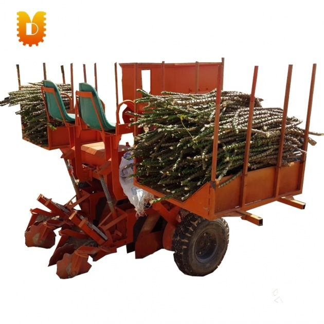 Great Cassava Planting Machine Image