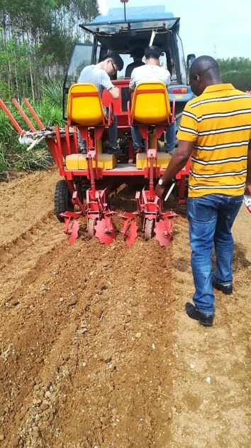 Great Cassava Planting Machine Picture