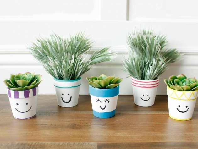 Great Diy Plant Pots Picture