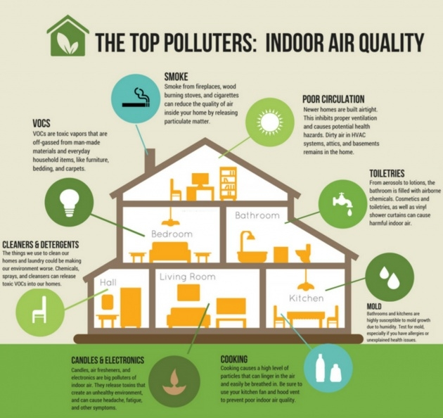 Great How To Improve Indoor Air Quality Picture