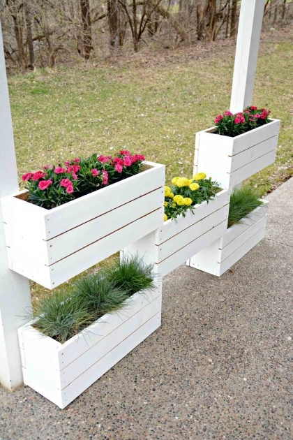 Great Ideas Planter Box Design Ideas Image
