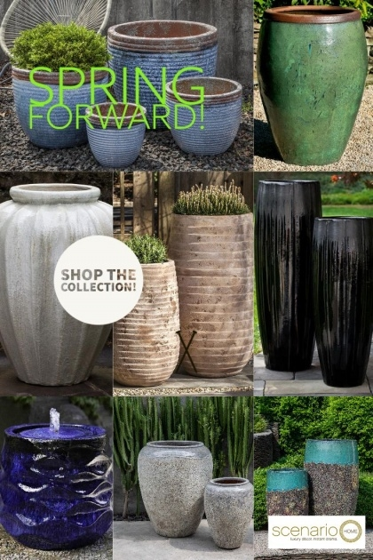 Great Ideas Pots And Planters Photo