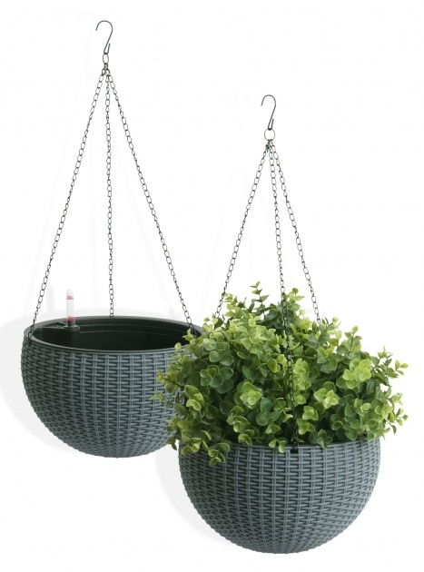 Great Plastic Hanging Planters Photo