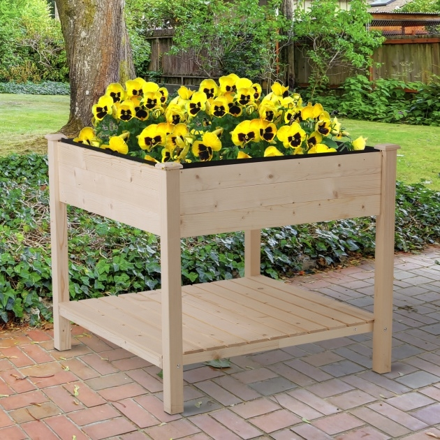 Great Raised Bed Planter Photo