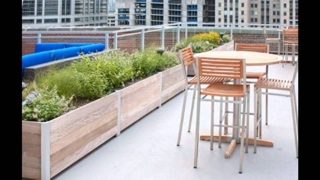 Ideas for Balcony Planter Box Photo