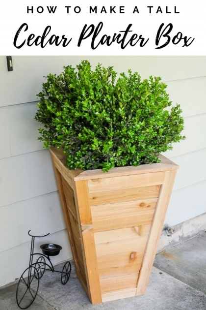 Ideas for Diy Plant Box Image