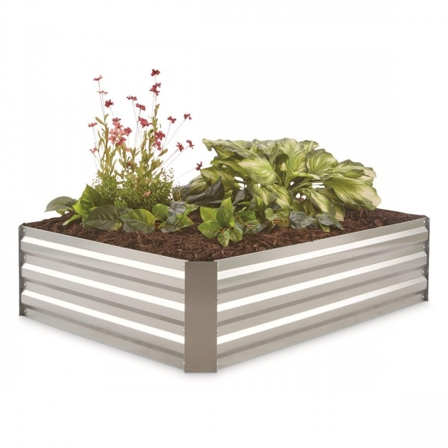 Ideas for Galvanized Steel Planter Boxes Image