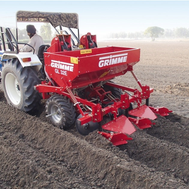Ideas for Grimme Potato Planter Picture