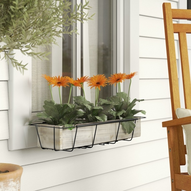 Ideas for Iron Planter Boxes Photo