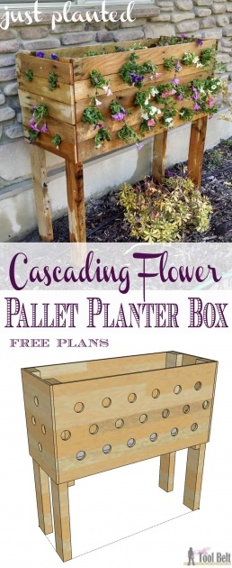 Ideas for Planter Box Plans Free Picture