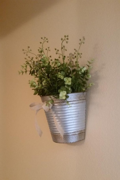 Ideas for Rustic Wall Planter Photo