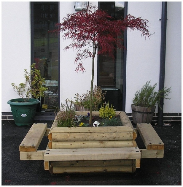 Ideas for Tree Planter Box Picture