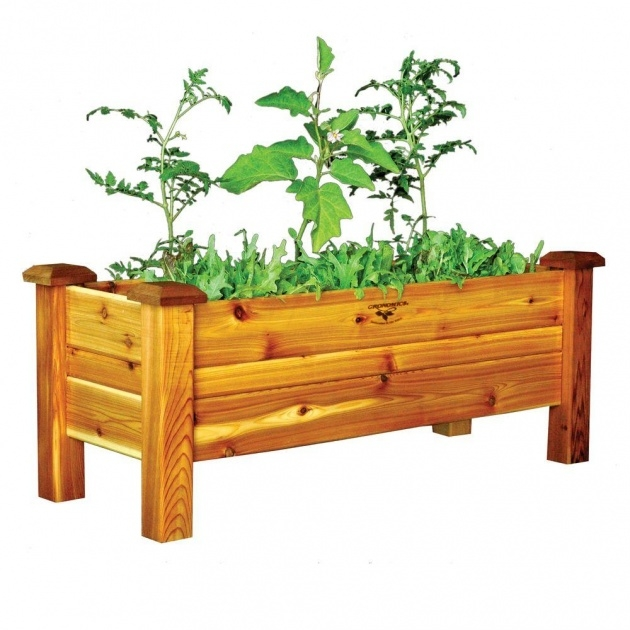 Imaginative Outdoor Planter Boxes Photo