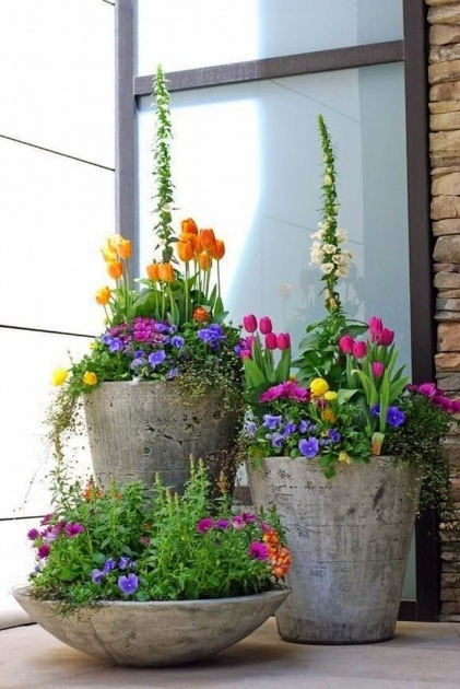 Innovative Flower Planter Ideas Image