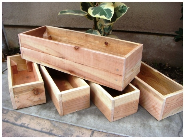 Innovative Planter Box Ideas Photo