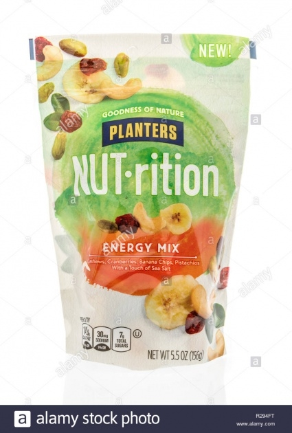 Innovative Planters Nutrition Energy Mix Picture