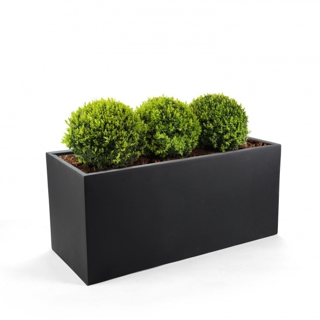 Innovative Rectangular Plant Pots Image