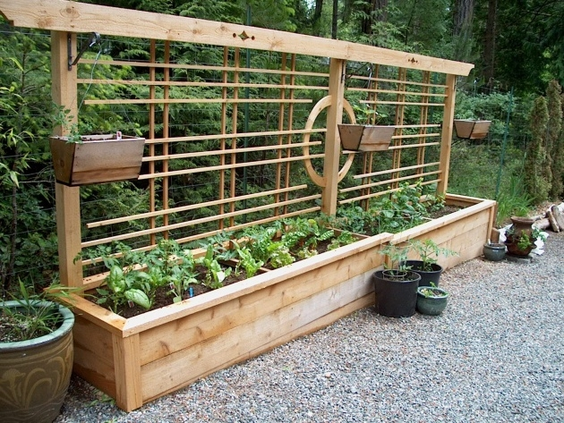 Innovative Veggie Planter Boxes Image