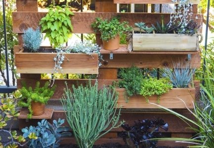 Vertical Garden Planter Boxes