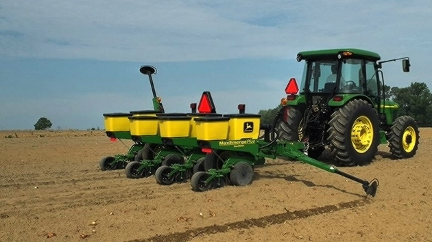 Insanely Corn Planter Machine Picture