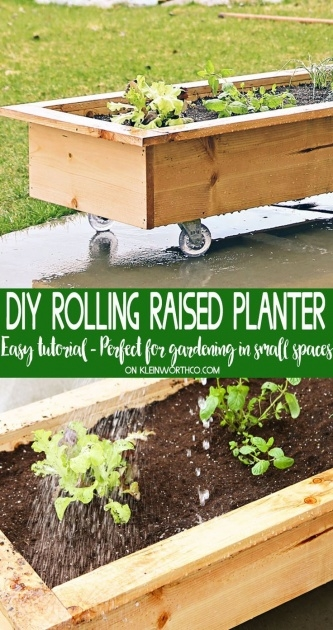 Insanely Diy Planter Box Photo