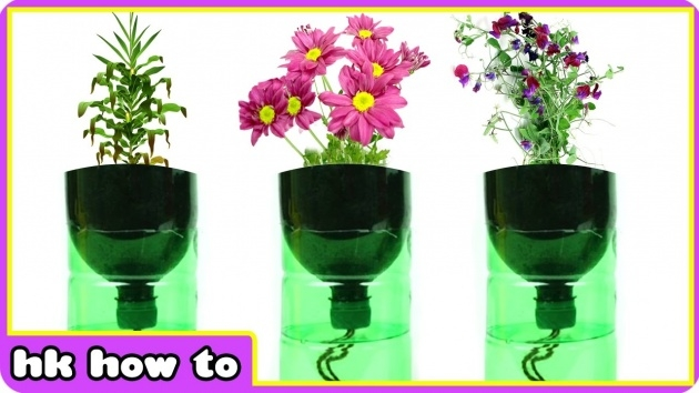Insanely How To Make A Self Watering Planter Picture