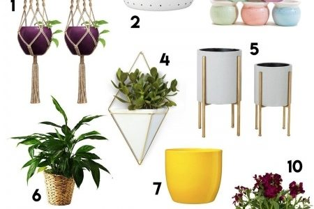Planters For Indoor Plants