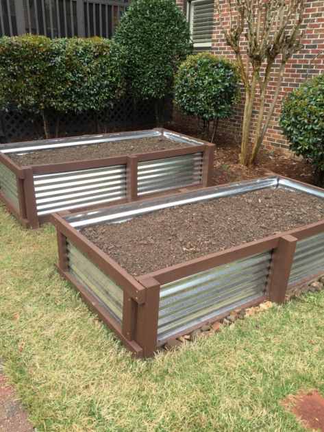 Insanely Raised Bed Planter Picture