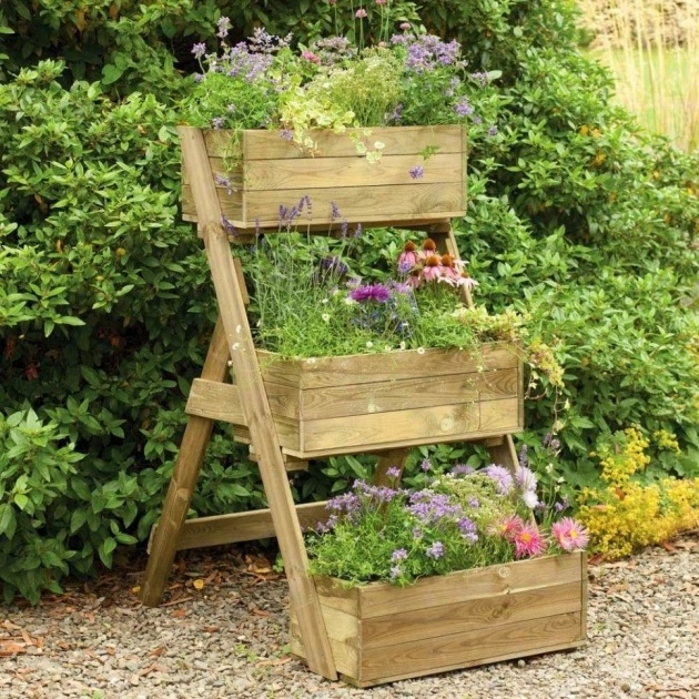 Insanely Vegetable Garden Planter Box Picture