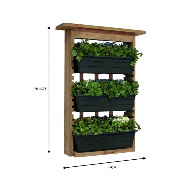 Insanely Vertical Garden Planters Picture