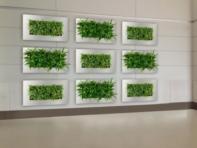 Insanely Vertical Wall Planter Indoor Image