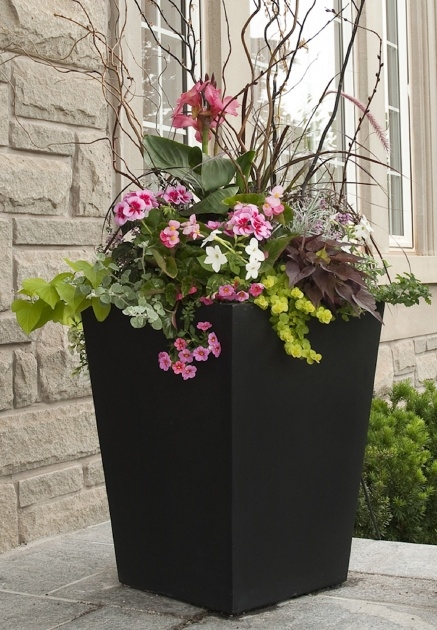 Inspiration Flower Planter Ideas Photo