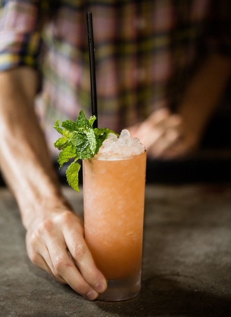 Inspiration Planters Punch Cocktail Photo