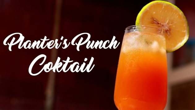 Inspiration Planter's Punch Ingredients Image