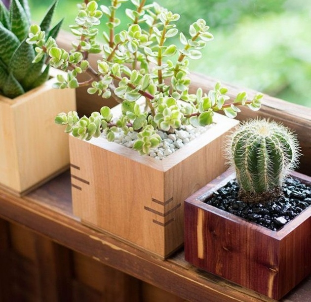 Inspiration Small Planter Box Ideas Image