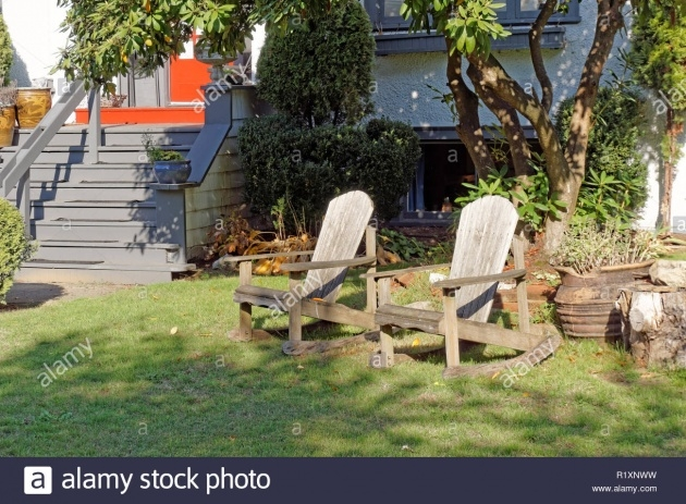 Inspirational Adirondack Chair Front Yard Image