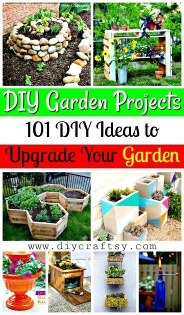 Inspirational Diy Garden Planter Ideas Photo
