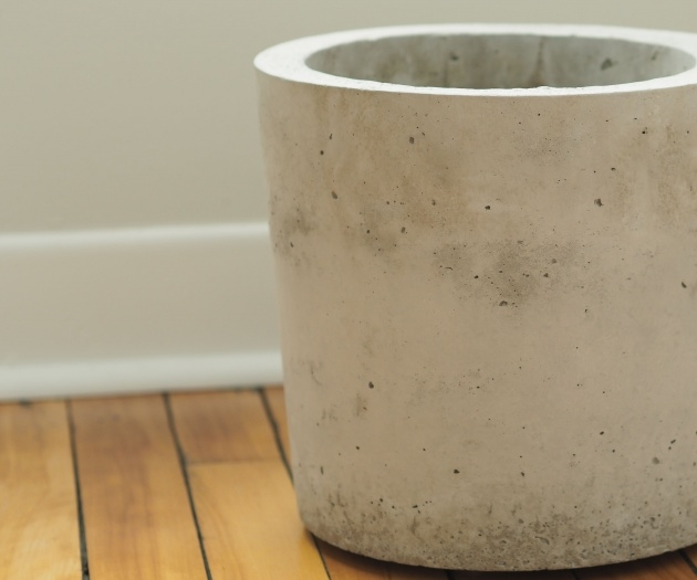 Inspirational Diy Large Concrete Planters Photo